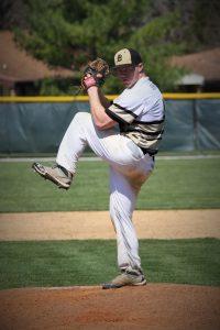 Corbin Maddox Pitching on Saturday, April 16th