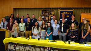 2016 Optimist Leadership Dinner