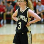 2016 Girls' JV Basketball v. Knightstown 11/15/16