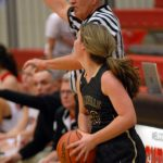 2016 Girls' Varsity Basketball v. Knightstown 11/15/16