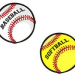 Sectional Information for Baseball & Softball