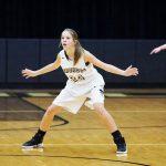 Girls Varsity Basketball falls to Alexandria Monroe 68 – 31