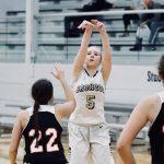 Girls Varsity Basketball falls to Randolph Southern 44 – 38