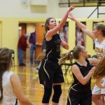 Girls Varsity Basketball falls to Madison-Grant 42 – 30