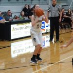 Girls Varsity Basketball beats Liberty Christian School 56 – 50