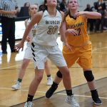 Girls Varsity Basketball beats Madison-Grant 48 – 31