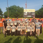 Sectional Softball Champs!