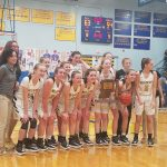 Lady Broncos Bring Home 1st Sectional Title