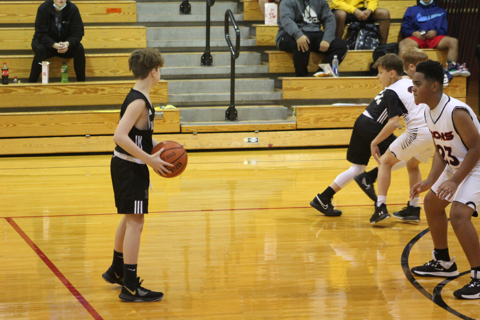 7th Grade Boys vs Liberty Christian 2020-2021