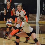 Ladycat Volleyball Scores vs. Cleburne Sept. 18, 2015