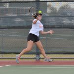 Aledo Bearcats Team Tennis 5-0 in District Play