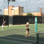 JV Team Tennis Beats Burleson 14-5 (9-24-15)