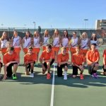 Varsity Team Tennis Clinches Tenth Consecutive District Title