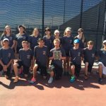 JV Tennis Wins 8th Annual Fall Millsap Team Tournament