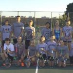 MS Team Tennis Finishes Season 6-0