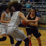 Ladycat Basketball Falls to Brock Lady Eagles – Brock Tournament (11-19-15)