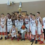 10th Region Champions!!! Freshmen Boys Basketball finishes 20-6 on the season!