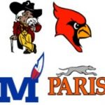40th District Basketball Tournaments @ Paris High School