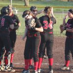 Softball Shuts Down Lady Pirates, JV Battles Back for Tie in Tourney