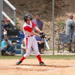 Lady Cards Drop Two in Estill Triangle