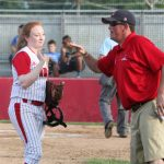 Cards Route Tribe in District Play, JV Falls