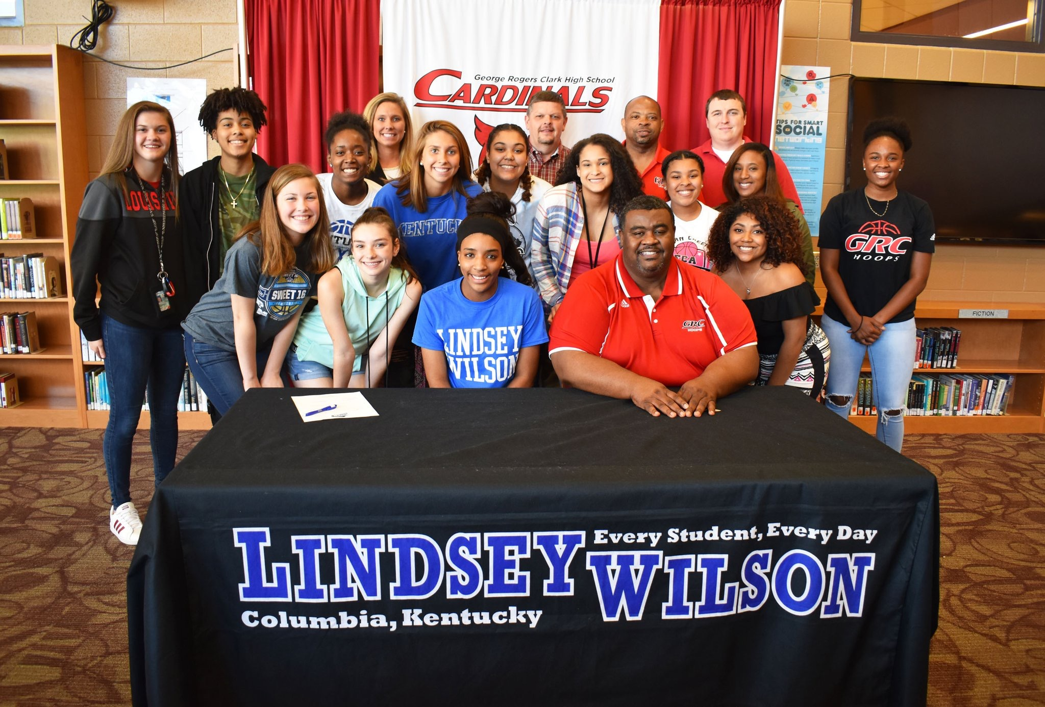 Shamaya Behanan Signs With Lindsey Wilson
