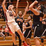 Girls Varsity Basketball beats Paris 63 – 35