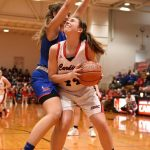 GRC Hoops Beats Montgomery County 74 – 20 In 101st Meeting