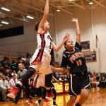 GRC Hoops Junior Varsity beats Bourbon County 27 – 11