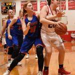 GRC Hoops JV beats Rowan County 49 – 21