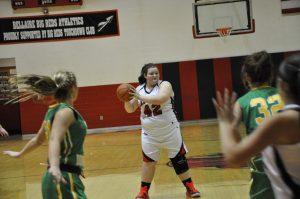 Girls Varisty Basketball