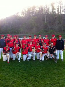 Baseball OVAC 3 A Champs