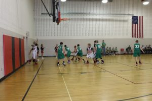 Jr Hi Boys Vs Barnesville