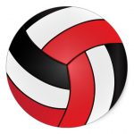 Junior-high volleyball splits pair with Harding Middle School