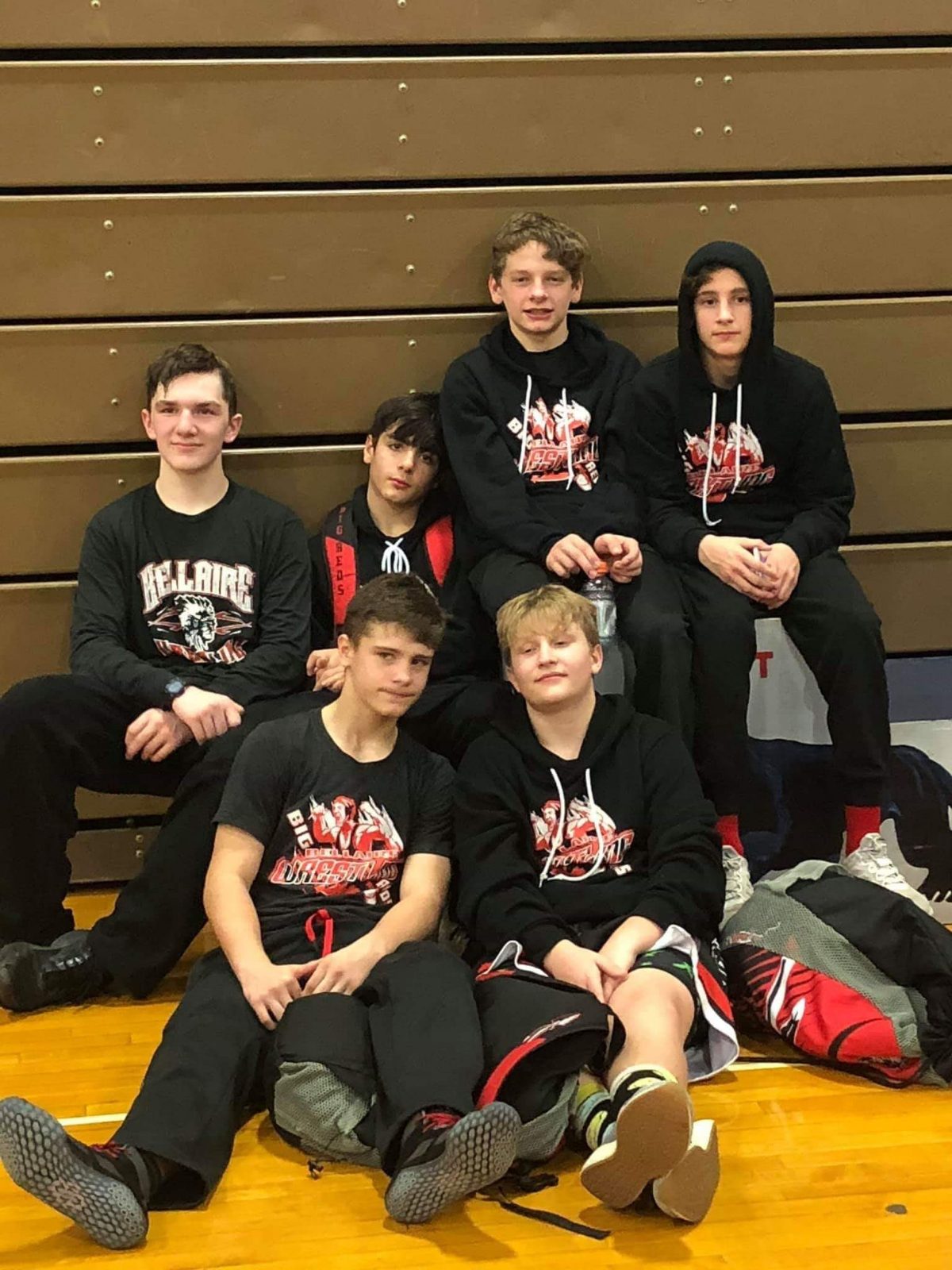 "Jr High wrestling ""Super Six"" continue fantastic season"