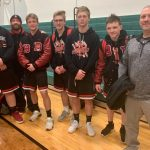 Wrestling team sends five to district meet next weekend at Buckeye Local