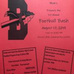 Football moms set to host inaugural Football Bash on August 17th