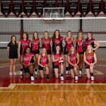 Lady Reds' JV falls in straight sets to St. Clairsville