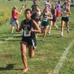 Davis nets another top-20 finish in crowded field to lead Lady Reds' cross-country to 10th-place team finish