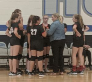 Varsity and Junior-High Volleyball at Harrison Central 9/16/19 Photo Gallery