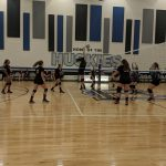 8th-grade volleyball team falls in straight sets at Harrison Central