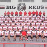 Big Reds used balanced attack to defeat John Marshall, 35-7