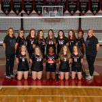 8th-grade volleyball teams sweeps past Harding Middle School in straight sets