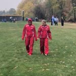Davis and McElfresh conclude fantastic seasons with solid showing at Regional Championships