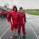 Defibaugh garners first state championship race berth with an impressive showing at soggy Pickerington North High School