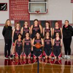 7th-grade girls complete season sweep of Bridgeport to remain undefeated