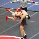 OVAC Wrestling Tournament - Friday session