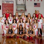 JV girls' team earns hard-fought victory over Steubenville on Monday