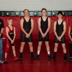 Junior-high wrestling trio place at the Junior-High Ohio Valley Championships on Friday