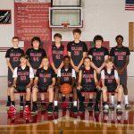 8th-grade boys earn 10th win of the season in regular season finale at Barnesville